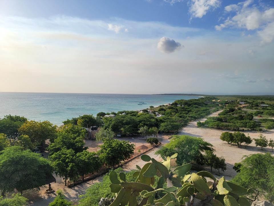 La belleza de Republica Dominicana es sorprendente!!!!!  Se ve mas bonito en persona. en Bahia de las Aguilas
