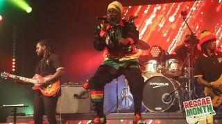 Capleton - Live Performance 2021 | Reggae Month @Lenoi Bentley